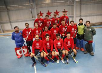SPV-Complutense, a conquistar Europa en hockey sala