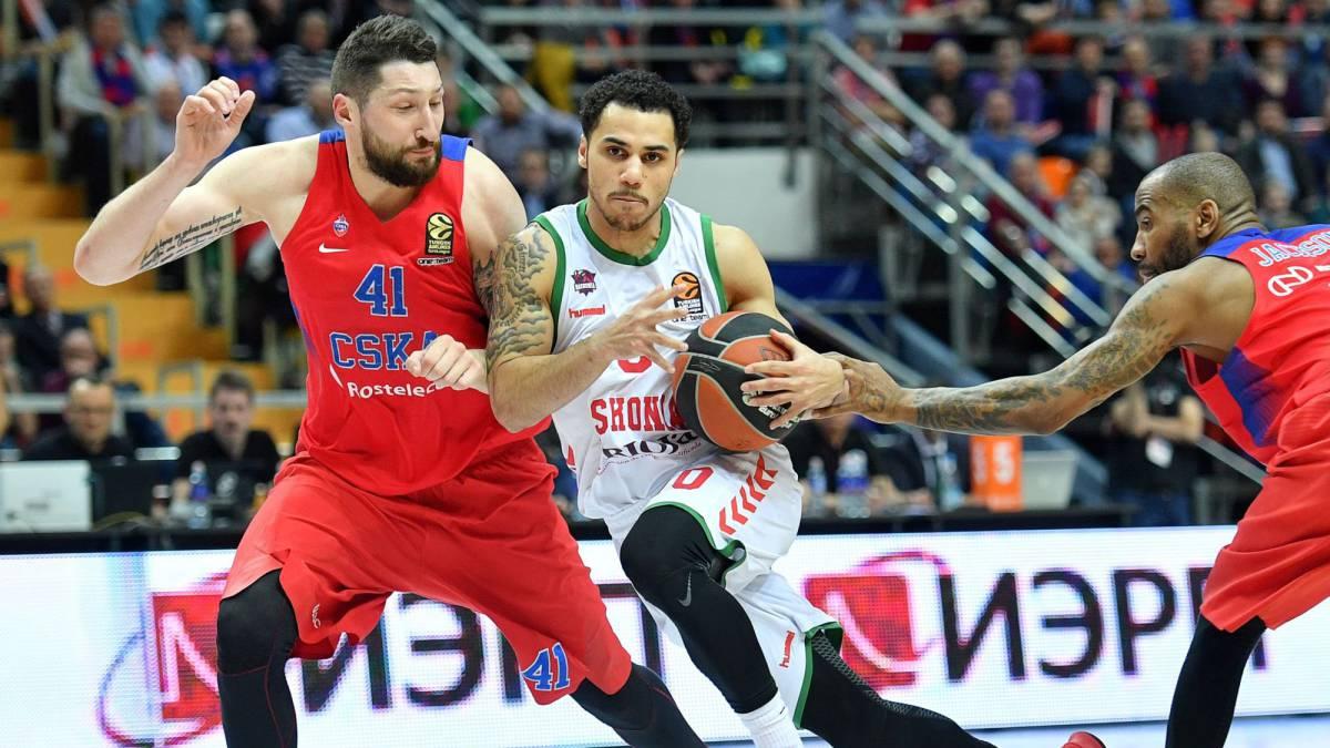 Baskonia cska de cuartos de final euroliga resumen 88 for Euroliga cuartos de final