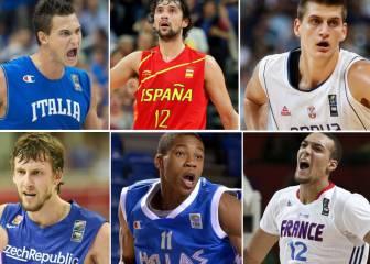 Un Eurobasket sin Llull, Gobert, Giannis, Gallinari, Teodosic...