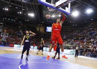 Venezuela, último test en España rumbo al Eurobasket