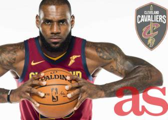Cleveland Cavaliers: todo o nada con LeBron mirando a la salida