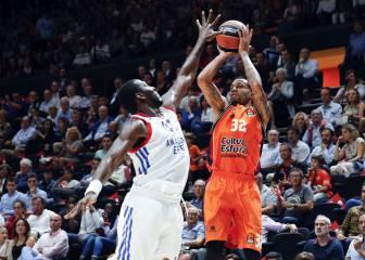 El Valencia se estrena en la Euroliga como Green de MVP