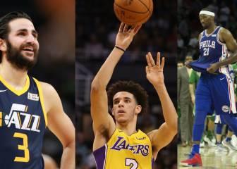 Resúmenes y resultados de la cuarta jornada de la NBA