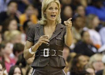 Jenny Boucek, segunda mujer en los banquillos de la NBA