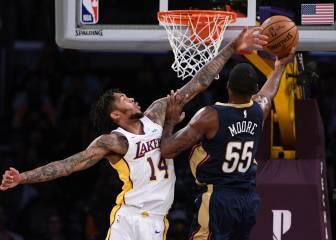 Los Lakers rozan la épica y Lonzo ya supera registros de Magic