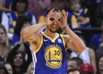 Los Warriors enseñan su mejor versión con 141 puntos en LA