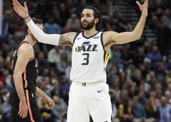 """Problemas en Utah Jazz: """"Ahora mismo Ricky Rubio no es bueno"""""""