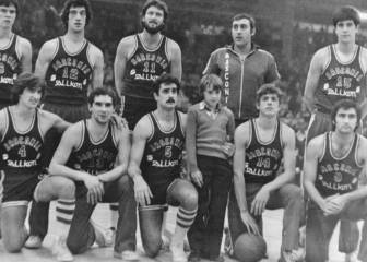 Pablo Laso y sus inicios en el baloncesto de Vitoria