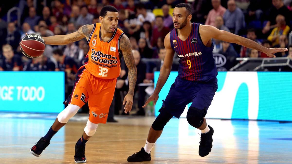 d8cfa10cf80 Liga Endesa  Resumen del Barcelona-Valencia