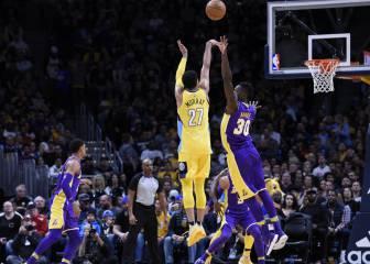Resúmenes y resultados de la jornada NBA: brillan Murray y Giannis Antetokounmpo (33+13)