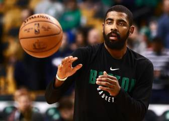 """Irving: """"Los Cleveland Cavaliers no me querían allí"""""""