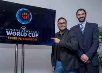 """Garbajosa: """"Vamos a organizar el mejor Mundial de la historia"""""""