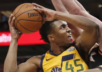 Once victorias seguidas para los imponentes Utah Jazz