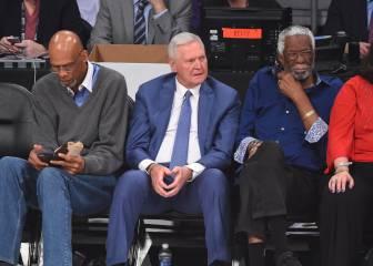 """West: """"El baloncesto superará a todos los demás deportes"""""""