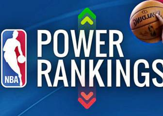 ¡Power Rankings NBA! El Top-5 da la bienvenida a los nuevos Cavaliers... y a los Utah Jazz