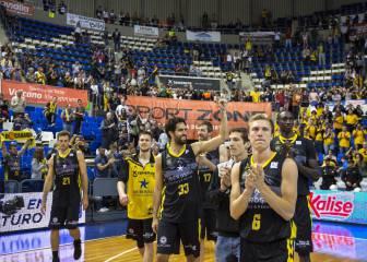 El Iberostar Tenerife da un paso enorme para estar en el playoff