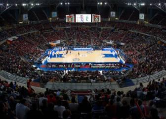 El Buesa Arena tendrá mejoras para la Final Four 2019