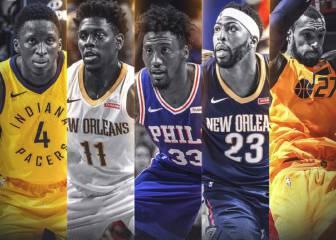 Rudy Gobert lidera el Mejor Quinteto Defensivo de la NBA