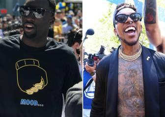 Green 'se ríe' de LeBron, Nick Young es el rey de la fiesta...