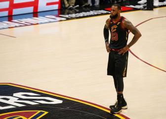 """""""A LeBron James no le gusta nada Houston como destino"""""""