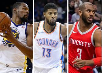 Aparte de LeBron... los otros 20 mejores jugadores del mercado
