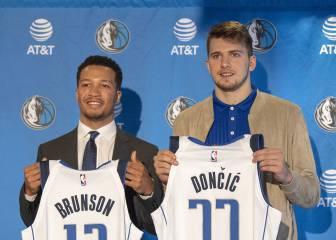 El descanso de Doncic, clave en Dallas: 'no' a la Summer League