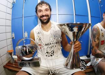 Sergio Llull, nombrado de nuevo MVP de la Supercopa