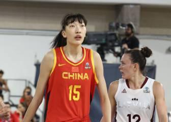 Han Xu: la 'techo' del Mundial debuta con victoria