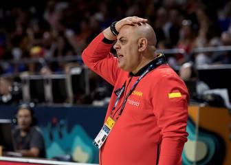 Mondelo: ?No sé si Puerto Rico juega al fútbol o al baloncesto??