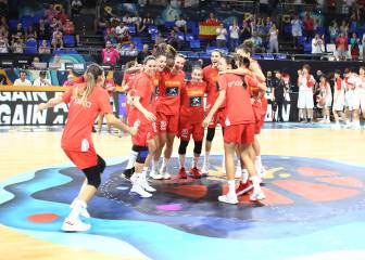 Conoce a las jugadoras de la Selección española