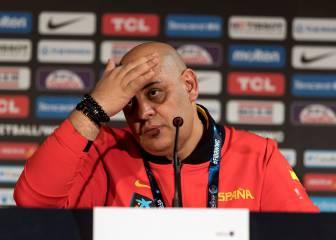 """Mondelo: """"Queremos y estamos obligados a ganar a Bélgica"""""""
