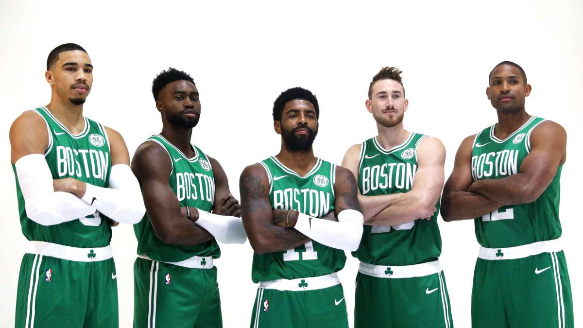 Boston Celtics un súper equipo con el anillo como objetivo