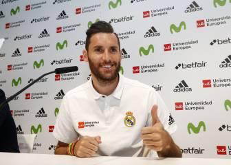 Rudy: ?El Madrid es el club de mi vida, me ha dado mucho?