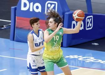 Gaby Ocete y Paola Ferrari aplastan al BAXI Ferrol