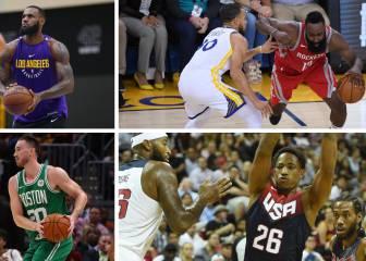 10 citas que no debes perderte en la 'Regular Season' de la NBA