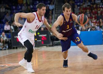 El Barça se crece en el Palau y consigue su primera victoria
