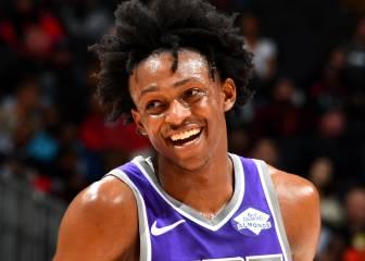 Resúmenes y resultados de la NBA: el primer triple-doble de Fox
