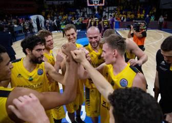 El Iberostar Tenerife no frena en Champions y arrolla al Holon