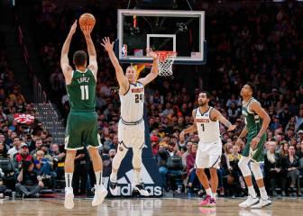 Resúmenes y resultados de la NBA: Brook Lopez opaca a Giannis
