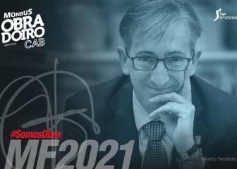 Moncho Fernández seguirá en el Obradoiro hasta 2021
