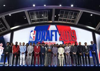Draft 2019: así quedaron todas las elecciones de los 30 equipos