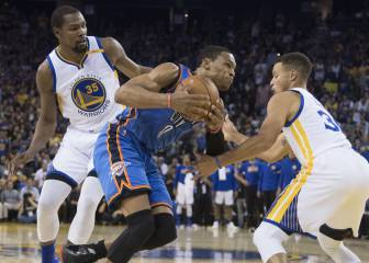 """Kevin Durant: """"Stephen Curry es mejor que Russell Westbrook"""" 1"""