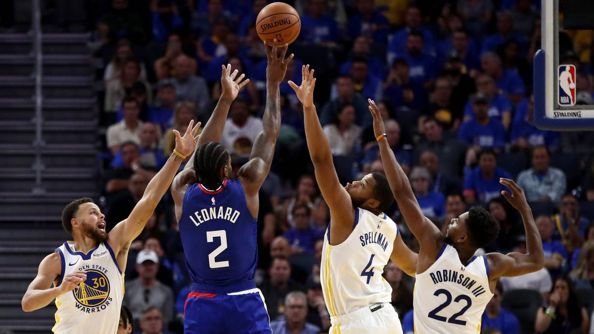 The-Clippers-are-very-serious:-review-the-Warriors-in-their-new-home-and-without-regard