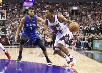 Resúmenes y resultados de la NBA: primer doble-doble de Marc