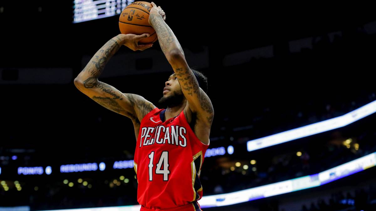 The-Pelicans-finally-win:-good-Ingram-against-debutante-Porter
