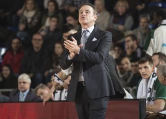 El Panathinaikos, con Pitino de vuelta, prueba al Baskonia