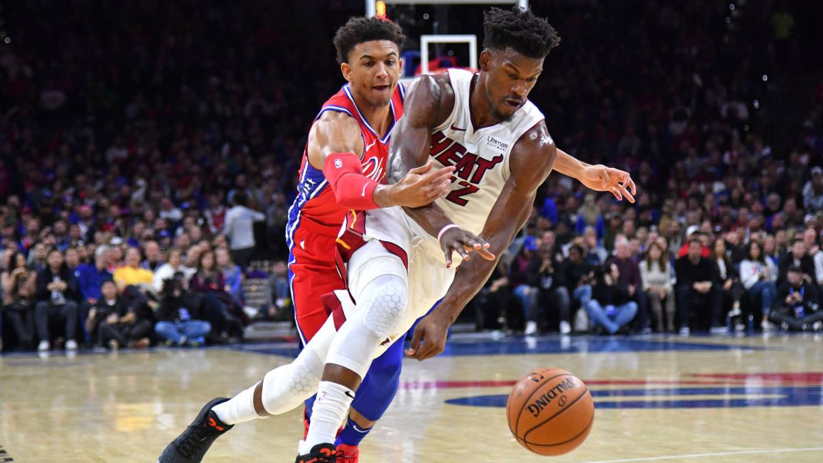 """Butler:-""""In-the-76ers-not-everyone-worked-hard-to-win"""""""