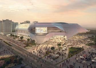 Los arquitectos del Valencia Arena confirman que iniciarán las obras en 2020