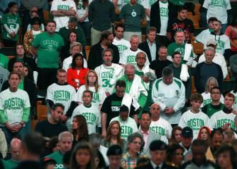 De JFK a los atentados de Boston: otras suspensiones en la NBA 1