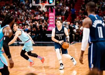 NBA Los Heat y el pulgar le estropean el cumpleaños a Doncic 1
